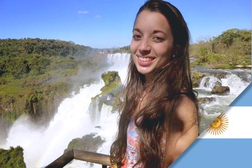Chloé est partie faire un échange universitaire à Buenos Aires, en Argentine
