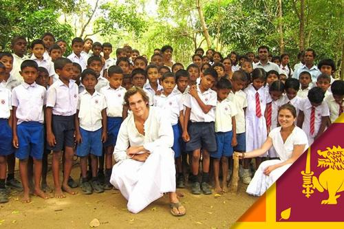 Tim est parti faire un stage au Sri Lanka en écotourisme