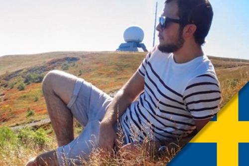 Léon est parti faire un erasmus en Suède, il témoigne pour Jeunes à l'étranger
