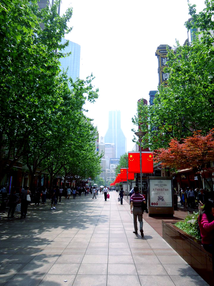 échange universitaire en Chine