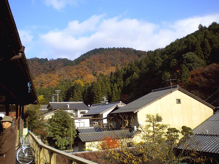 La campagne japonaise, Kyoto, Japon