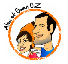 tourisme engagé : Alex et Gwen en Australie