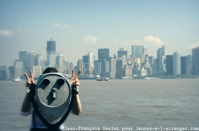 Photo de Jean François Geslot : Dans quel pays faire mon échange universitaire