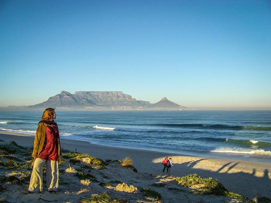les paysages en afrique du sud