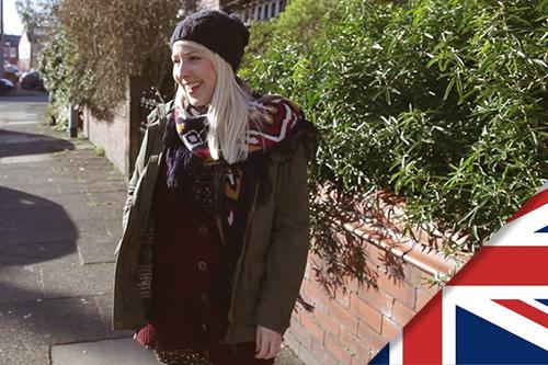 Claire est partie au Royaume-Uni pour travailler aprés sa licence de tourisme