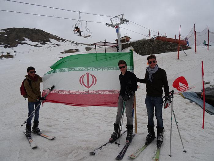 Ski en Iran