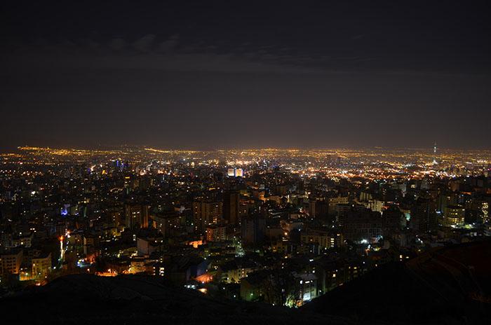 Vie nocturne, Iran
