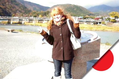 Laurine est partie étudier au Japon