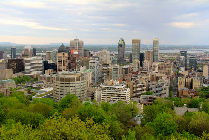 étudier à Montréal