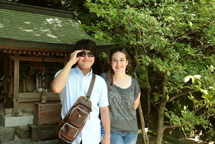 Amélie au Japon