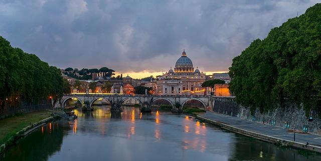 echange universitaire a rome en italie