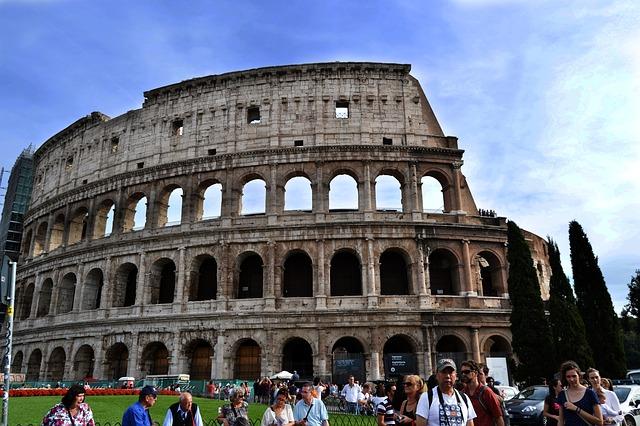 colisee rome erasmus