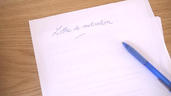 comment r u00e9diger une lettre de motivation pour un erasmus