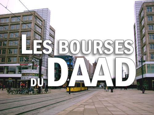 Etudier en Allemagne : les bourses du Daad