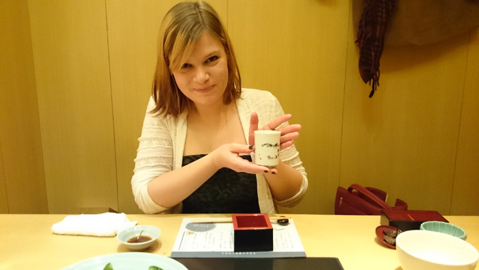 stage au japon, témoignage de Amandine