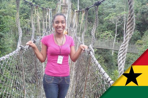 Stage au Ghana : Audrey témoigne de son expérience en Afrique