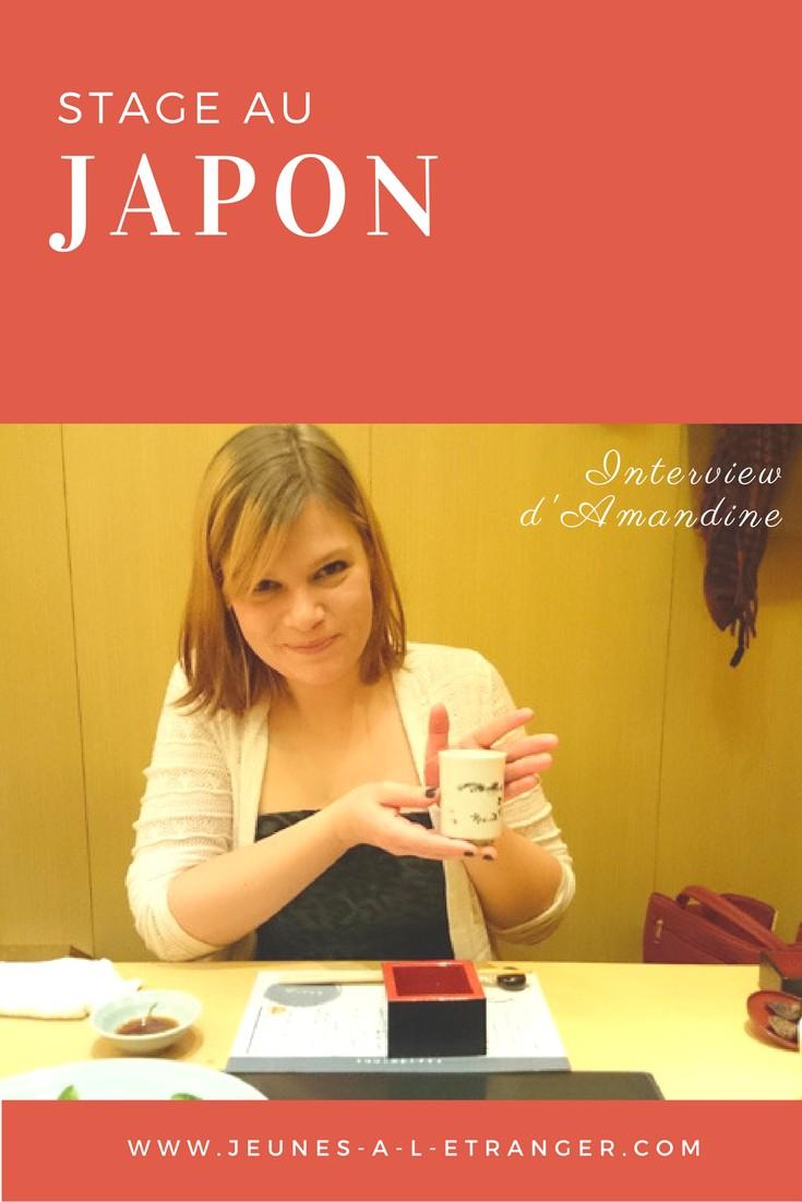 stage japon
