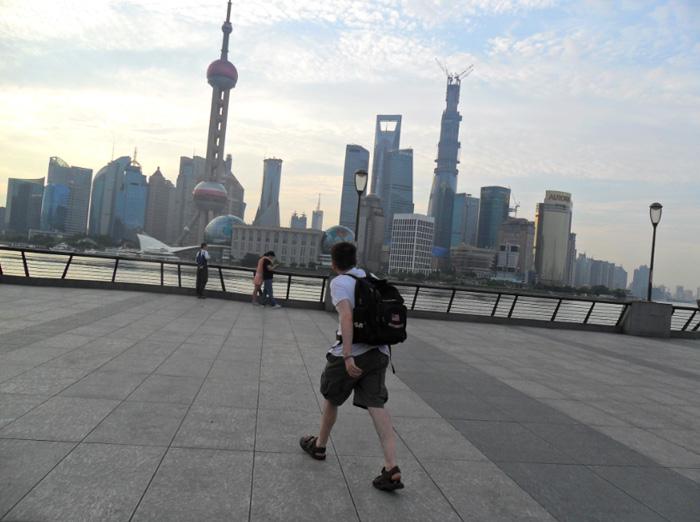travailler Shanghai