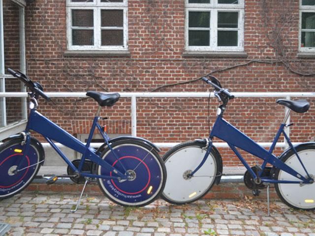 vélos au danemark