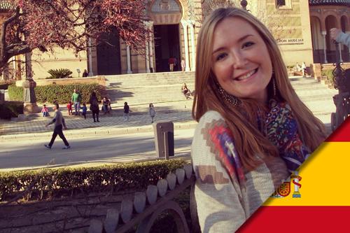 Erasmus en Espagne : Mathilde à Séville