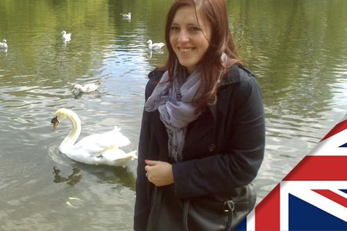 Justine nous parle de son stage à Londres !