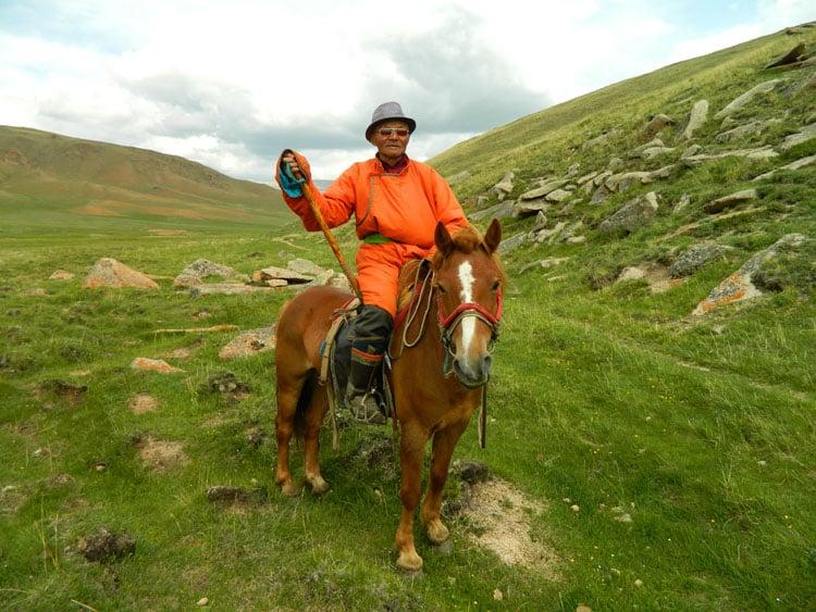 mongole nomade