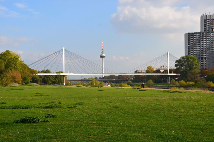 Neckarpromenda Mannheim