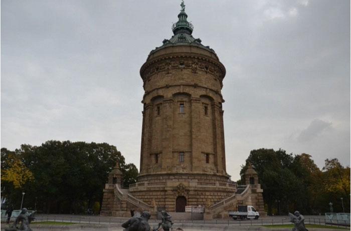 Wasserturm Mannheim
