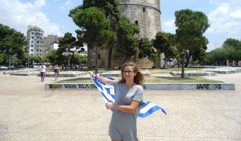 Témoignage de Manon, partie en Erasmus en Grèce