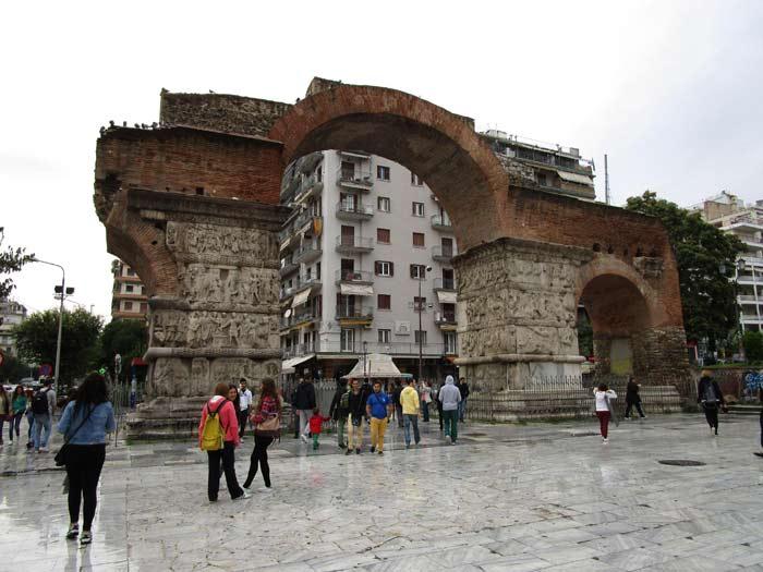 monument historique grece