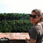 Charly, étudiante erasmus en Italie et jeune fille au pair