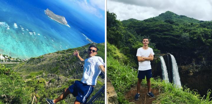 etudier hawai
