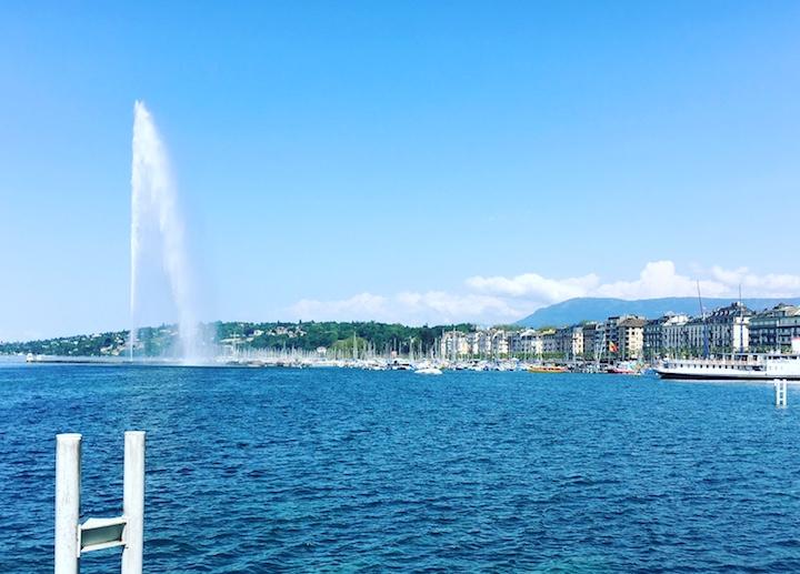 Travailler En Suisse Le Temoignage D Helene Jeunes A L Etranger