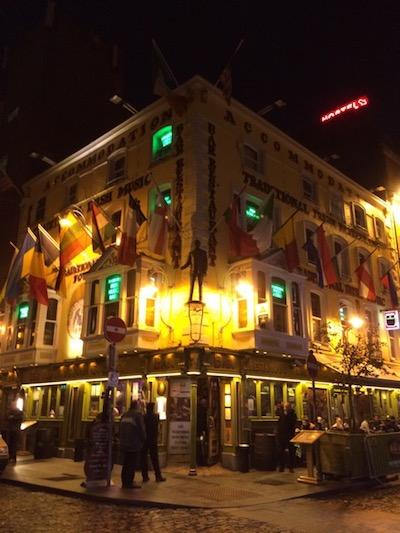 irlande bar