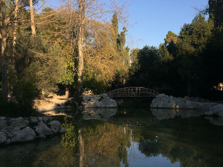 jardin national athenes