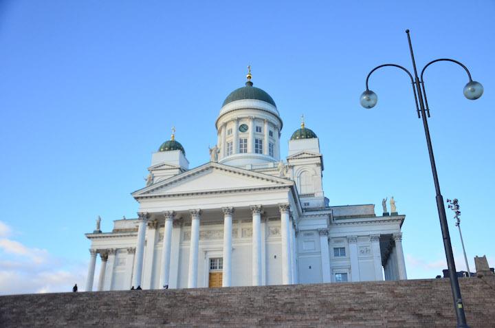 monument finlande