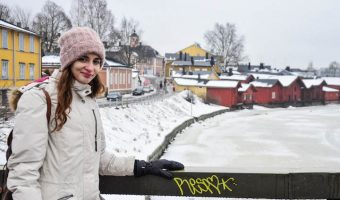 Stage en Finlande : l'expérience d'Aurore