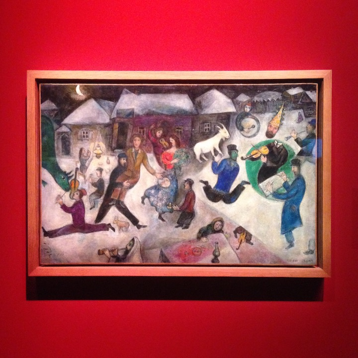 peinture chagall