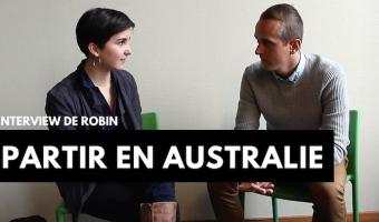 PVT en Australie : Robin nous parle de son voyage