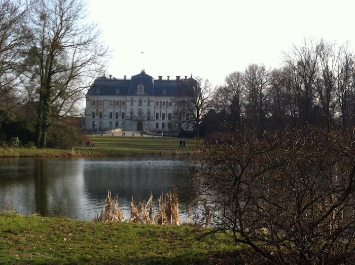 chateau Pszczyna