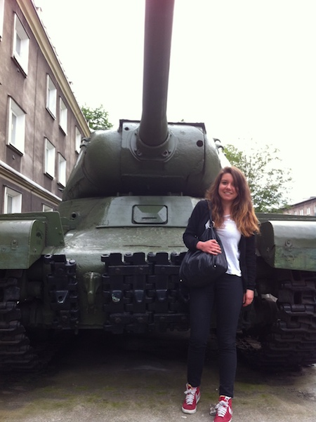 tank pologne