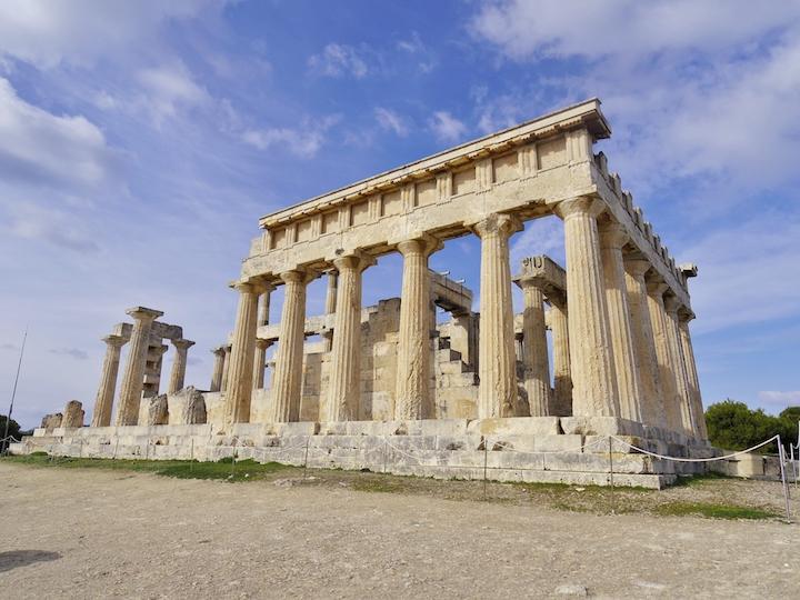 architecture grece