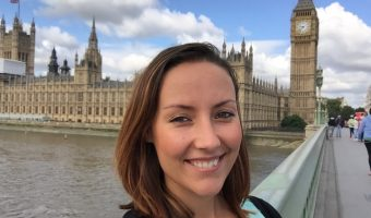 Interview de Johanna, partie s'expatrier à Londres