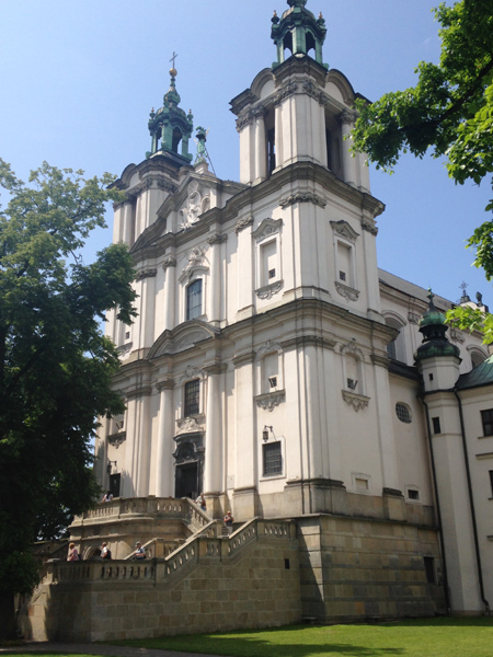 convent cracovie