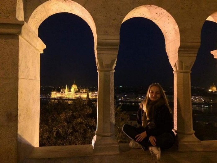 budapest nuit