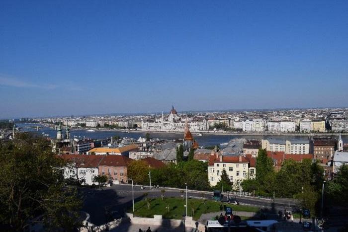 budapest paysage